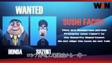 SUSHI POLICE 第11話 巨大怪獣スシラとの戦い(前篇)