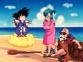 ドラゴンボール 第3話 亀仙人のキント雲