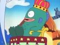 サンリオアニメ世界名作劇場 ダニエルスターのお話だ~れ? ハローキティのかぐや姫 ハンギョドンのはだかの王様