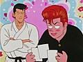 スラムダンク 第8話 花道ピンチ!柔道男の罠