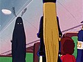 銀河鉄道999 <空間軌道篇> 第73話 大暗黒星雲アフリカ(後編)