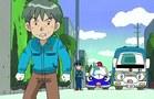 ピポパポ パトルくん (第41話~第43話) ゴミしゅうしゅう車スイープ/パトルはおにいちゃん!?/かいぶつあらわる!