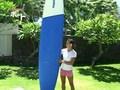 アンジェラマキのHow to SURF in Hawaii