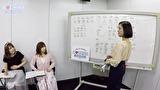 成瀬心美と波多野結衣の習❤CHINA中國語講座-東京校- 第2弾 その5