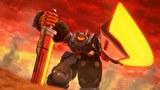 メガトン級ムサシ 第2話 「燃える大地」