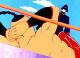 キン肉マン 第34話 コンクリートデスマッチの巻/ブロッケンJr.猛攻の巻