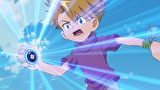 デジモンアドベンチャー: 第45話 起動 メタルガルルモン