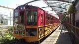 小さな轍、見つけた!ミニ鉄道の小さな旅(関西編) 嵯峨野観光鉄道 保津峡を行く