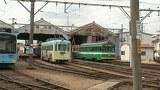 小さな轍、見つけた!ミニ鉄道の小さな旅(関西編) 阪堺電気軌道 大坂、下町を走る