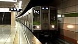 メトロビュー 都営地下鉄新宿線 本八幡~新宿
