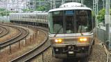 運転室展望ファイルVOL.1/JR西日本223系新快速  姫路~大阪