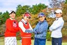 白金台女子ゴルフ部 第1話 1回戦第1試合~前半戦~