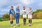 白金台女子ゴルフ部 第2話 1回戦第1試合~後半戦~、1回戦第2試合~前半戦~
