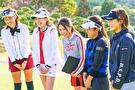 白金台女子ゴルフ部 第4話 1回戦第3試合