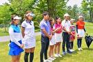 白金台女子ゴルフ部 東西対抗戦 #2