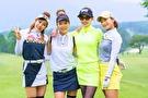 白金台女子ゴルフ部 東西対抗戦 #5