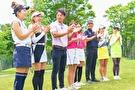 白金台女子ゴルフ部 東西対抗戦 #6