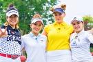 白金台女子ゴルフ部 東西対抗戦 #7