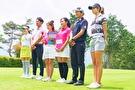 白金台女子ゴルフ部 東西対抗戦 #9