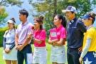 白金台女子ゴルフ部 東西対抗戦 #10
