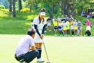 白金台女子ゴルフ部 東西対抗戦 #12
