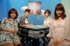 天空麻雀10 #2 女流プロ 予選B卓
