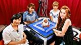 第4期Lady's麻雀グランプリ #11 後期リーグ戦 第三回戦半荘戦