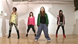 DANCE LESSON DVD   HIP-HOP Girls by Kumiko