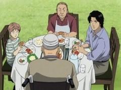 MONSTER 第24話 男達の食卓