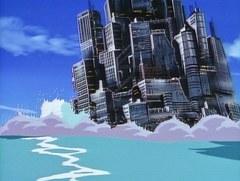 レッドバロン 第6話 ROUND.6 恐怖!人魚姫の誘惑