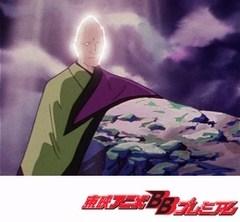 銀河鉄道999 <空間軌道篇> 第67話 宇宙僧ダイルーズ