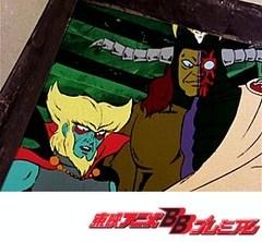 鋼鉄ジーグ 第13話 吠えるヒミカ!!地獄の復讐!!