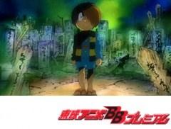 ゲゲゲの鬼太郎(第5作) 第1話 妖怪の棲む街