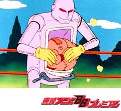 キン肉マン 第36話 ベンキーマンの罠の巻/ラーメンマンは真の超人の巻