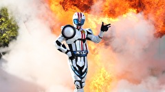 仮面ライダードライブ 第12話 白い仮面ライダーはどこから来たのか