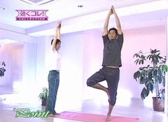 J SPORTS WOMAN 効くコレ!ヨガレッスン 心と体のバランスを整える1