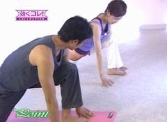 J SPORTS WOMAN 効くコレ!ヨガレッスン 心と体のバランスを整える3