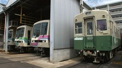 小さな轍、見つけた!ミニ鉄道の小さな旅(関西編) 叡山電鉄 鞍馬山を目指して