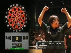 burn.JAPANTOUR2007 予選Cブロック 木山幸彦VS渡辺常仁