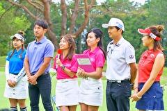 白金台女子ゴルフ部 東西対抗戦 #4