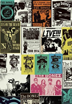 """The BONEZ""""To a person that may save someone"""" Live at Shibuya O-East"""