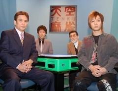天空麻雀5 #5 男性プロ 予選第2戦