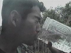 電波少年 Rマニアスワンの旅 電波少年的無人島脱出1